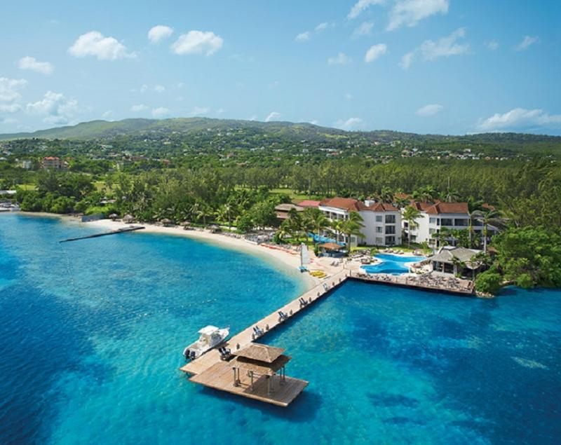 General view Zoetry Montego Bay