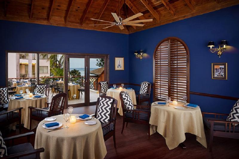 Restaurant Zoetry Montego Bay