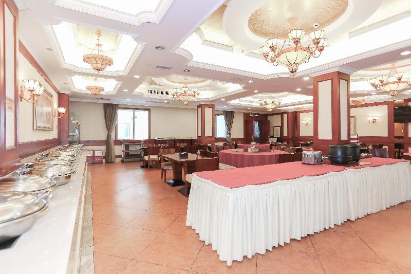 Restaurant Vienna Hotel Shanghai Hongqiao Airport Center