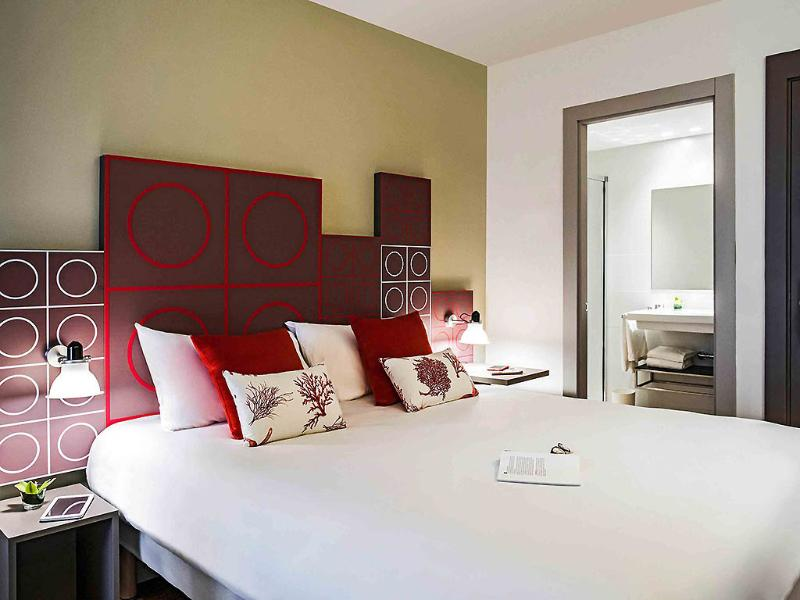 Room Ibis Styles Barcelona City