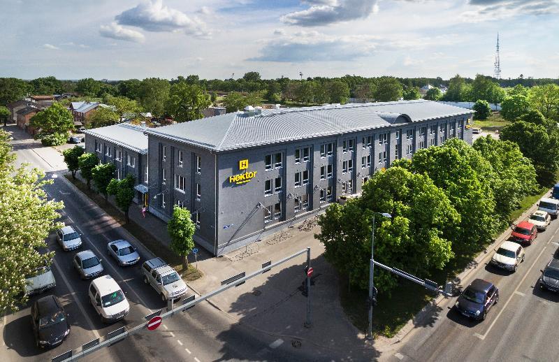 General view Hektor Design Hostel