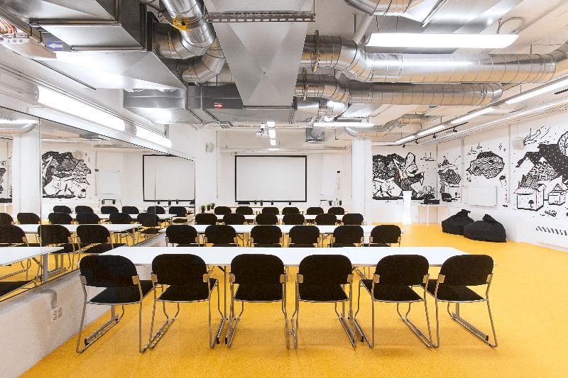 Conferences Hektor Design Hostel