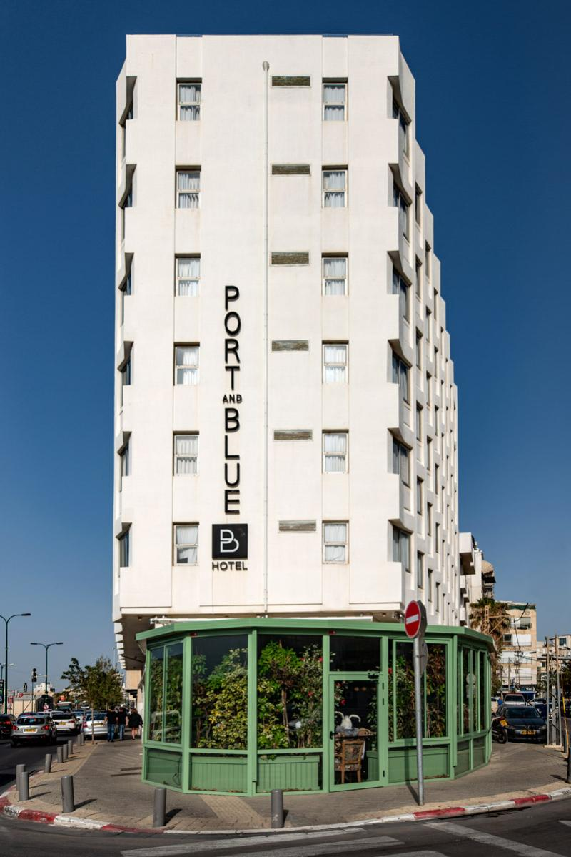 General view Port And Blue Tlv Boutique Suites