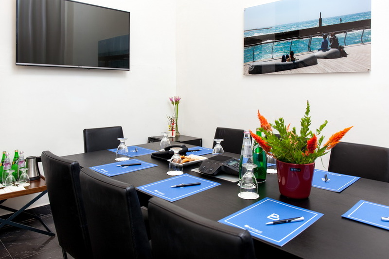 Conferences Port And Blue Tlv Boutique Suites