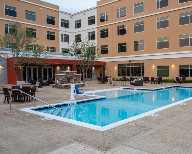 Pool Cambria Mcallen Convention Center