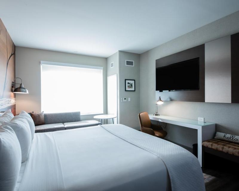 Room Cambria Mcallen Convention Center