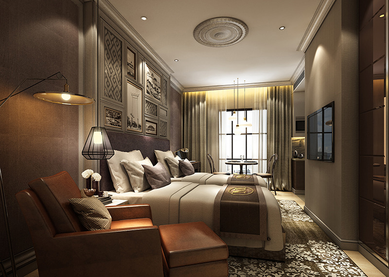 Metropole The Crest Collection by Ascott