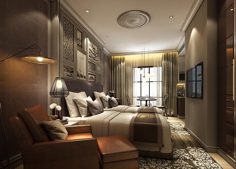 Room The Metropole Bangkok