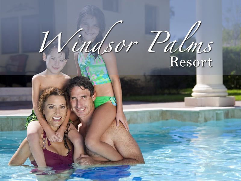 General view Villa 2241 Wyndham Palms Way, Windsor Palms