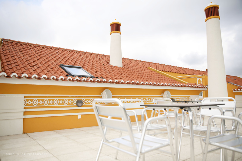 Terrace Cabecas Do Reguengo