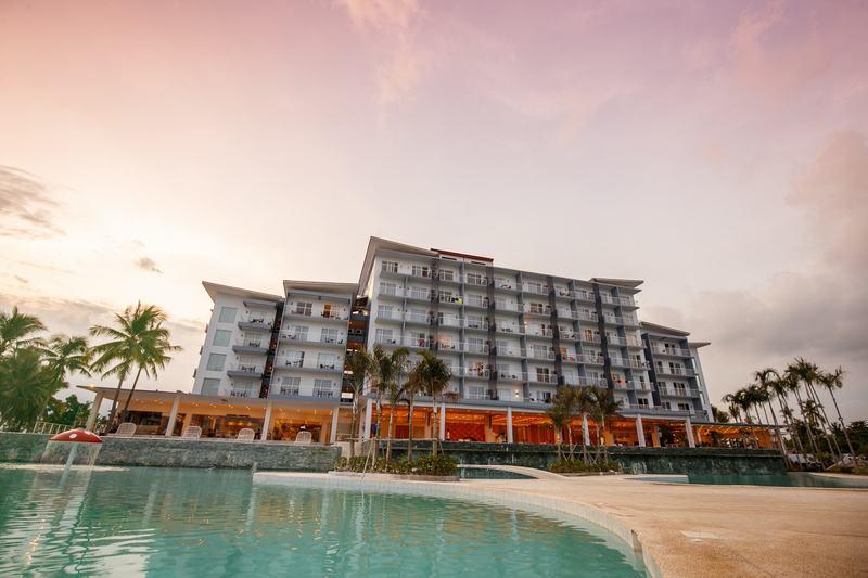 General view Solea Mactan Resort