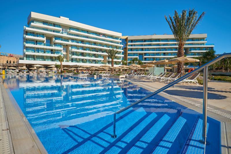 Pool Hipotels Gran Playa De Palma