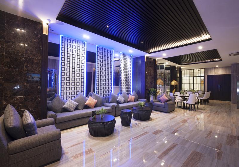 Bar Sunrise Central Hotel