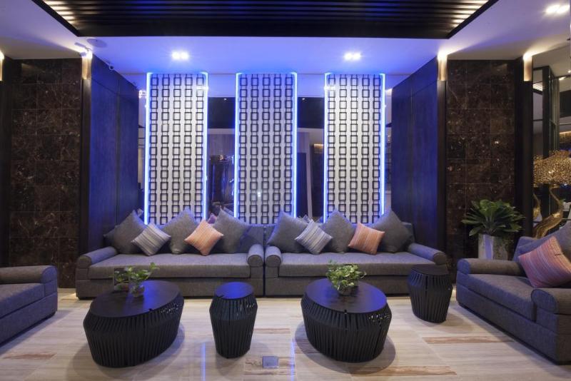 Lobby Sunrise Central Hotel