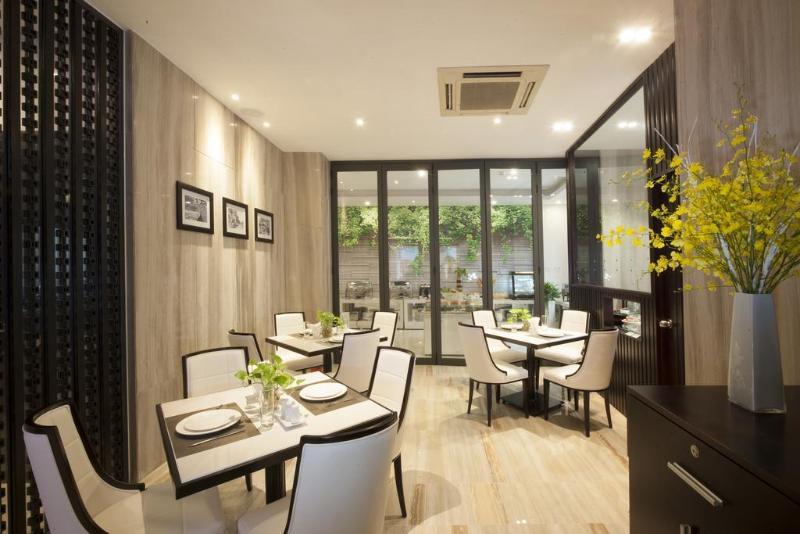 Restaurant Sunrise Central Hotel