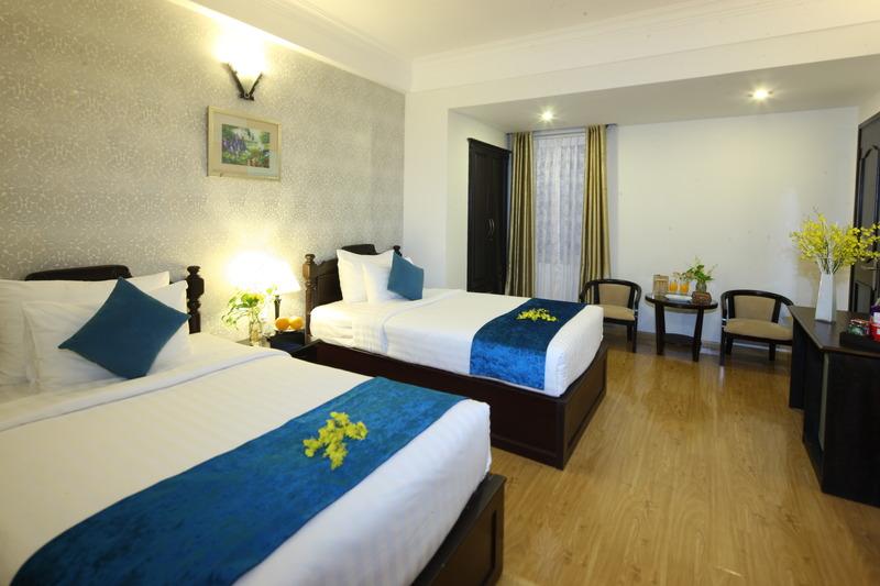 Room Sunrise Central Hotel