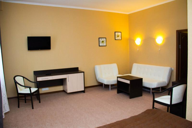 Room Uyut Hotel