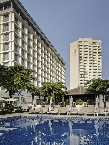 General view Pullman Kinshasa Grand Hotel