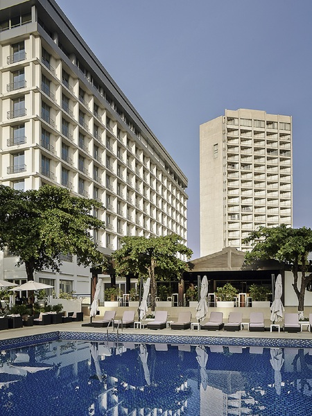 Pool Pullman Kinshasa Grand Hotel