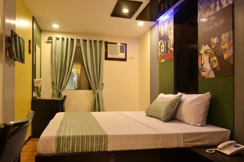Cheap Hotel In Timog Quezon City