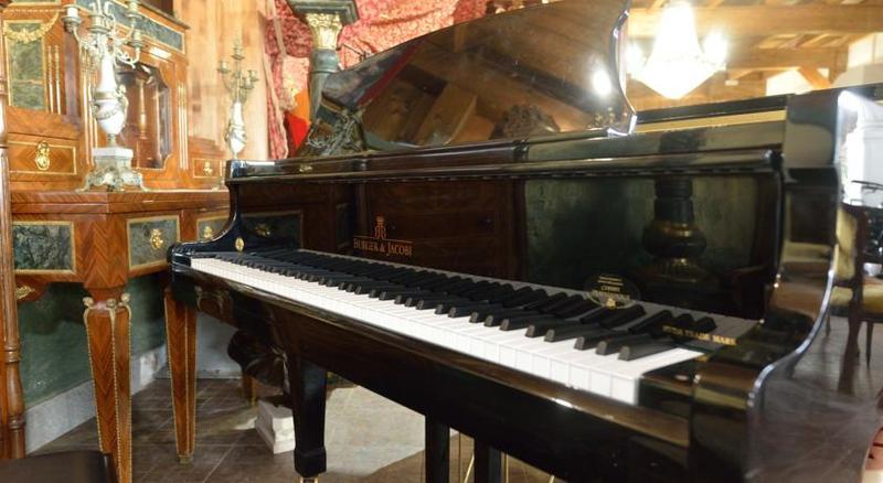 Lobby Hotel Chopin