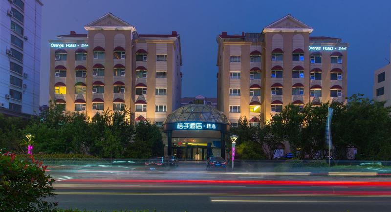 General view Orange Hotel Select (wusi Square)