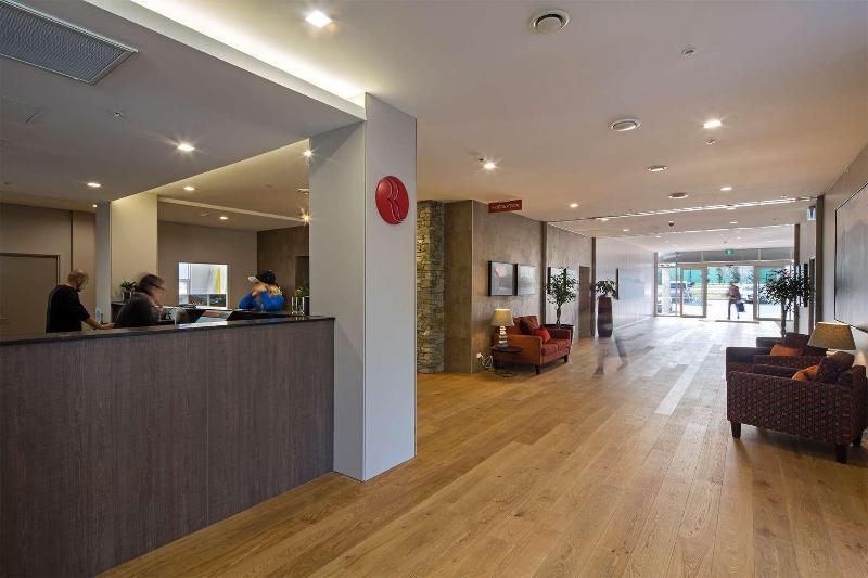 Lobby Ramada Hotel & Suite Queenstown Remarkables Park