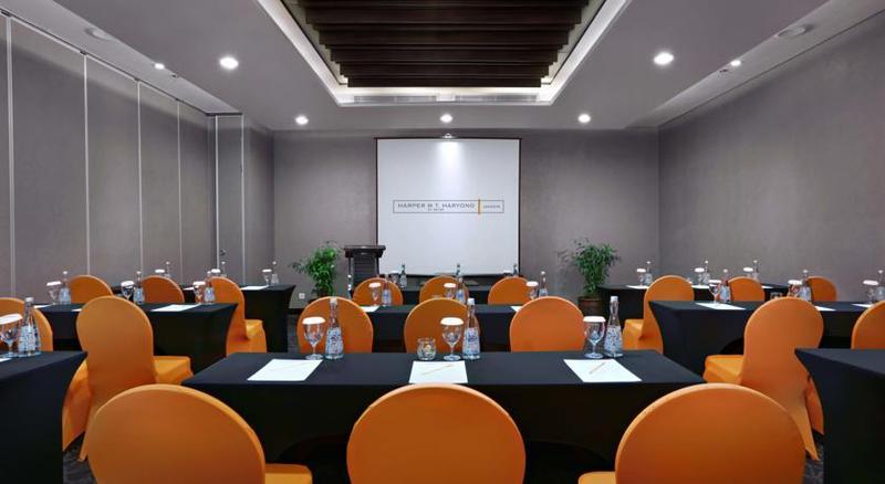 Conferences Harper Mt. Haryono Jakarta