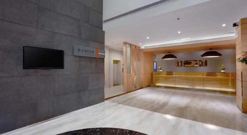 Lobby Harper Mt. Haryono Jakarta