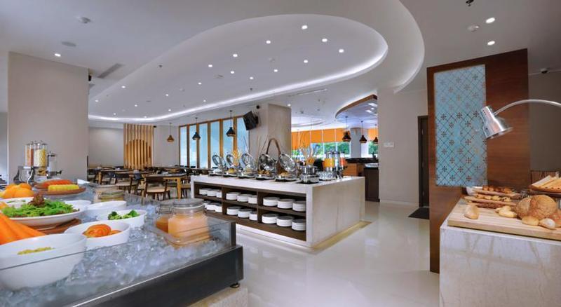 Restaurant Harper Mt. Haryono Jakarta