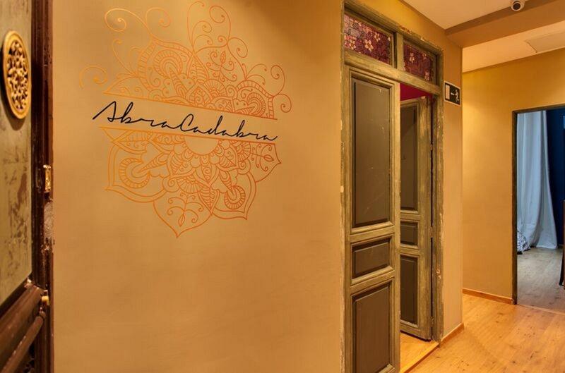 Lobby Abracadabra Suites