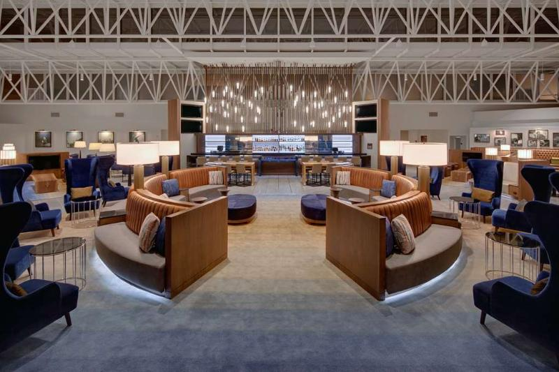 General view Nashville Airport Hotel