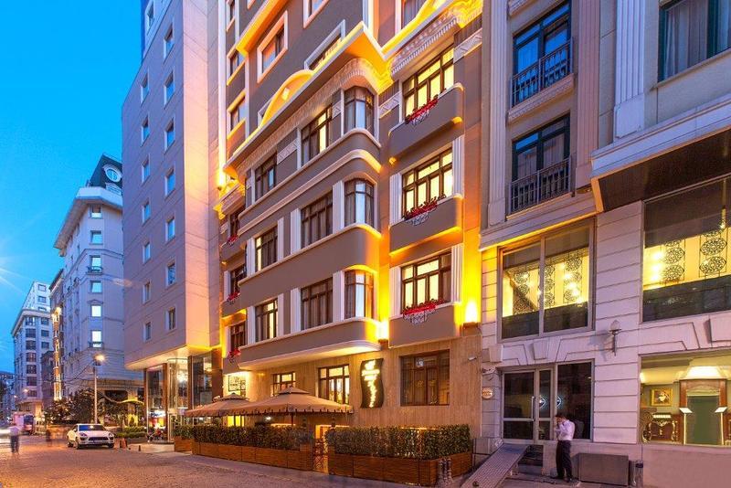 General view Ferman Hilal Hotel