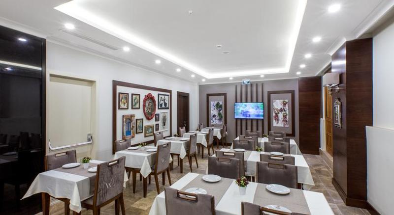 Restaurant Ferman Hilal Hotel