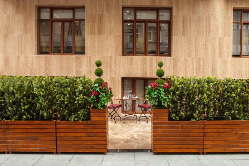 Terrace Ferman Hilal Hotel