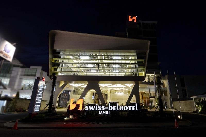General view Swiss-belhotel Jambi