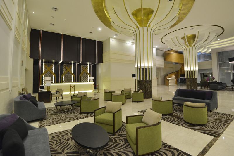 Lobby Swiss-belhotel Jambi