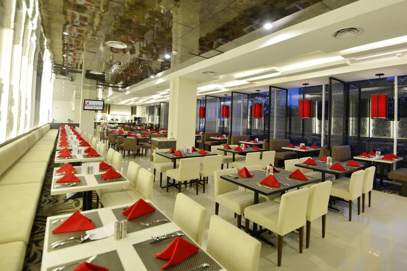 Restaurant Swiss-belhotel Jambi