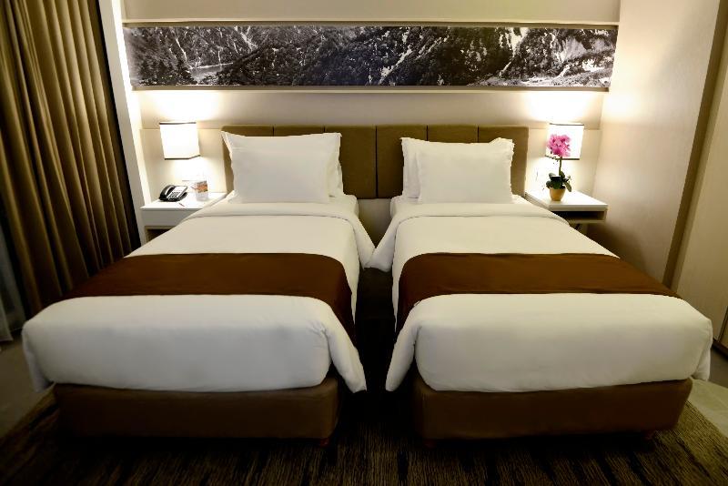 Room Swiss-belhotel Jambi