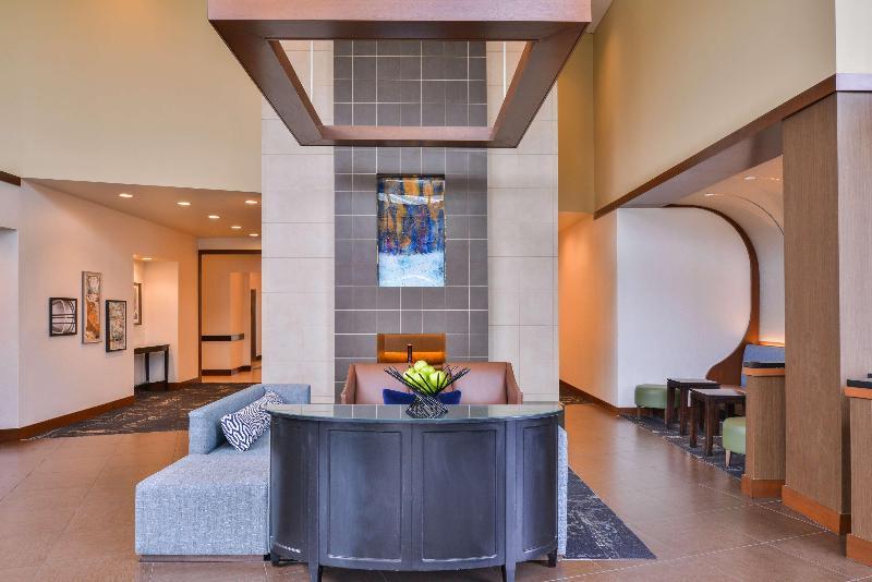 Lobby Hyatt Place Herndon Dulles Arpt E
