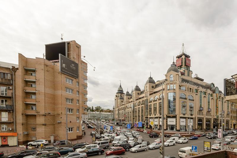 Kiev Accommodation Apartments On Antonovicha St.
