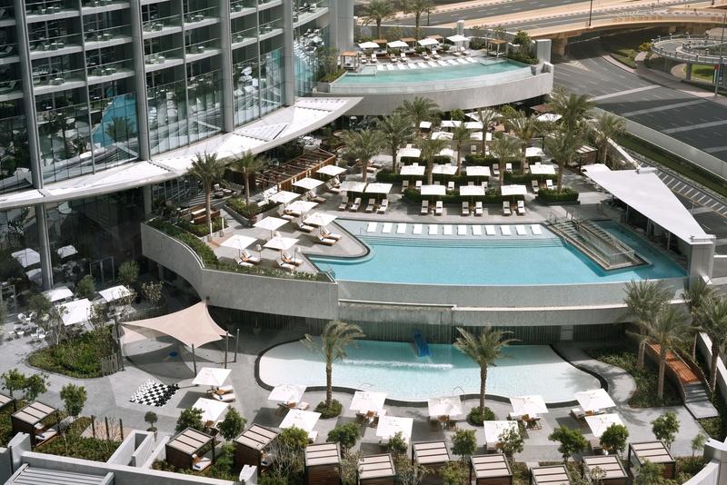 Pool Address Boulevard