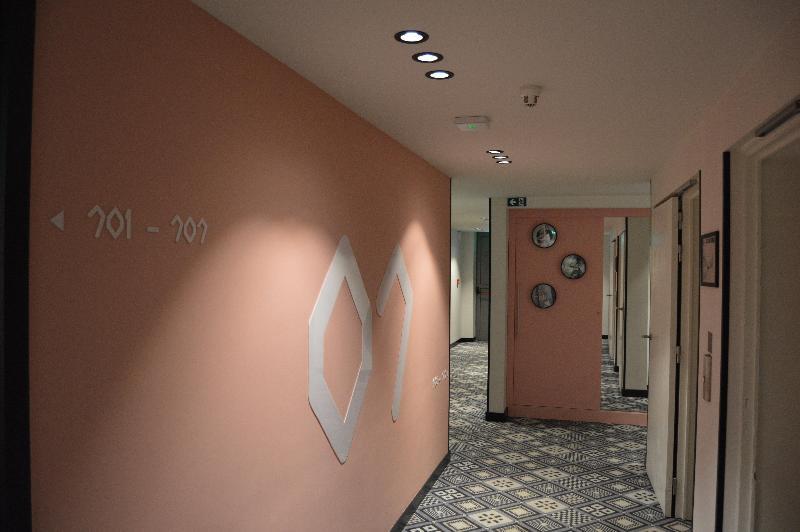 Lobby Indigo Antwerp City Centre