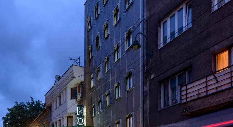 General view Festival Hotel Sarajevo