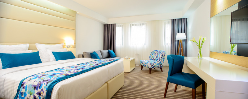 Room Festival Hotel Sarajevo