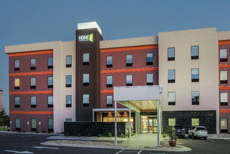 General view Home2 Suites By Hilton Austin Airport, Tx