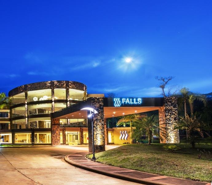 General view Falls Iguazu Hotel & Spa