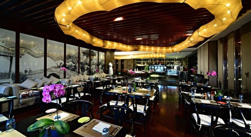 Restaurant Vienna International Hotel Suzhou University Town