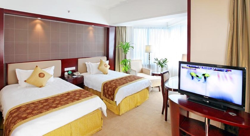 Room Vienna International Hotel Suzhou University Town