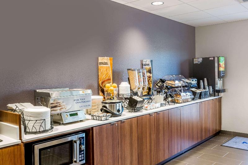 Restaurant Microtel Inn & Suites By Wyndham Tioga